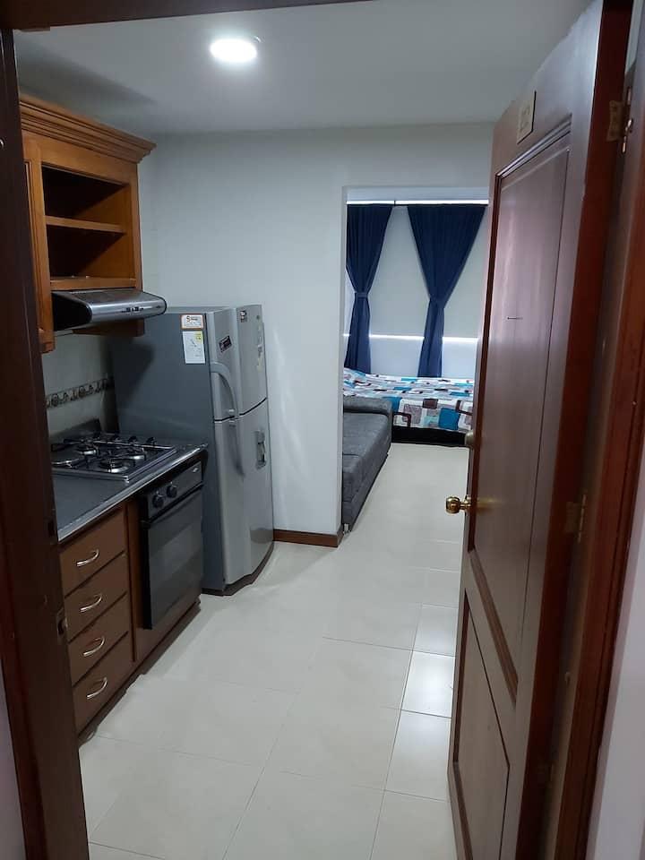 Espectacular apartaestudio tipo loft en Pinares
