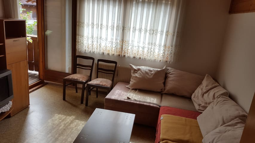 Cosy and bright apartment in quiet neighborhood - Kufstein - Lägenhet