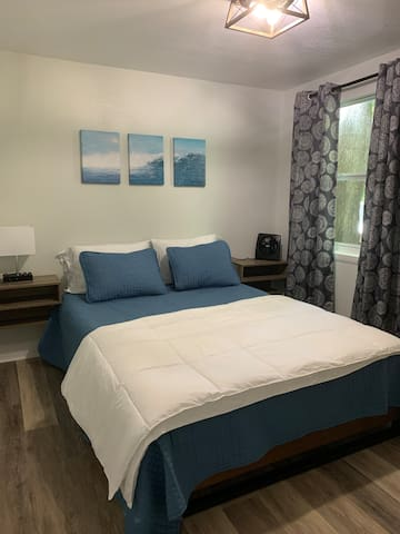 Bedroom number one