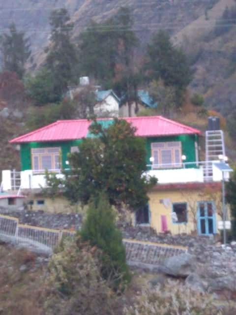 Ekaant in the Himalayas: Cottage 2