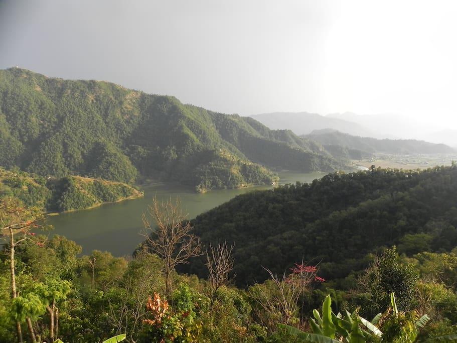 Rupa Lake View