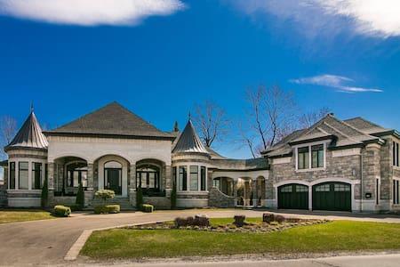 villa de rêve sur l'île de Montréal - Montréal - Villa