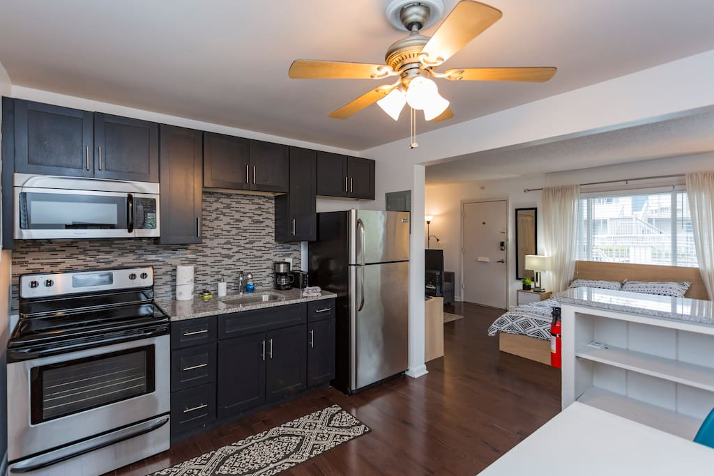 """""""Very clean and exactly what you need for a weekend getaway to Nashville!"""""""