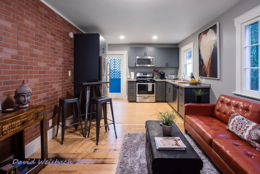 Hipster loft like 1 bedroom apartment long beach - Cheap one bedroom apartments in california ...