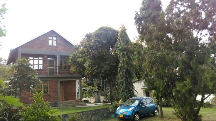 CZ Chalupa  family Cottage.
