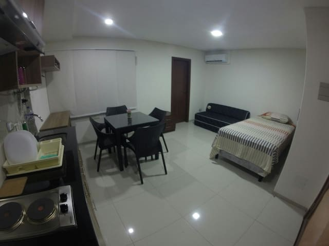 Great Downtown Apartment (i) - Santa Cruz de la Sierra, Departamento de Santa Cruz, BO - Departamento