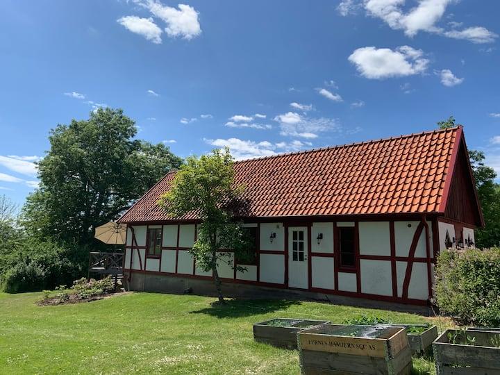 Gjestehus på Röddingeberg gård