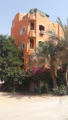 Appartement équipé spacieux - Hurghada - House