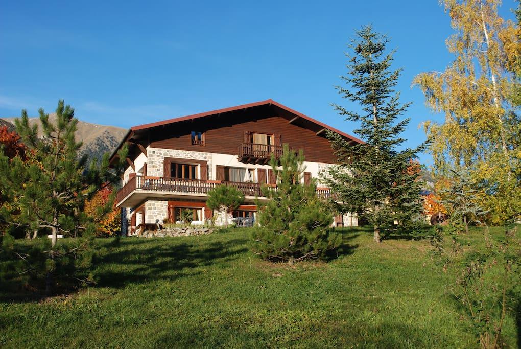 Chambre D Hote La Contemporaine Nice : Chambres d hôtes à la montagne h de nice maison