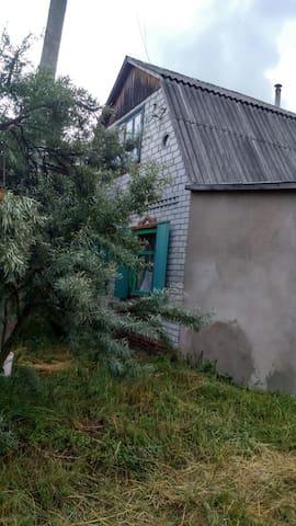 Дачный дом безлюдовка васищево - Kharkiv - Szállás a természetben