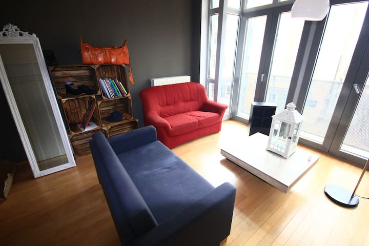 70 m2 flat in the heart of Mitte