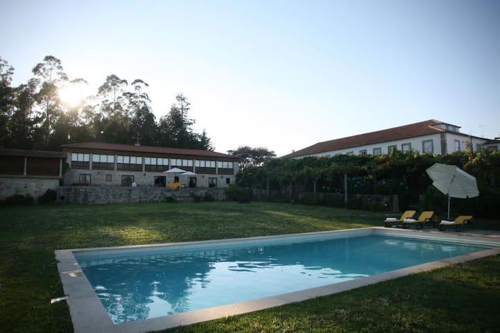 Quinta - Turismo Rural - Casa da Eira T3 - Gondifelos - Villa