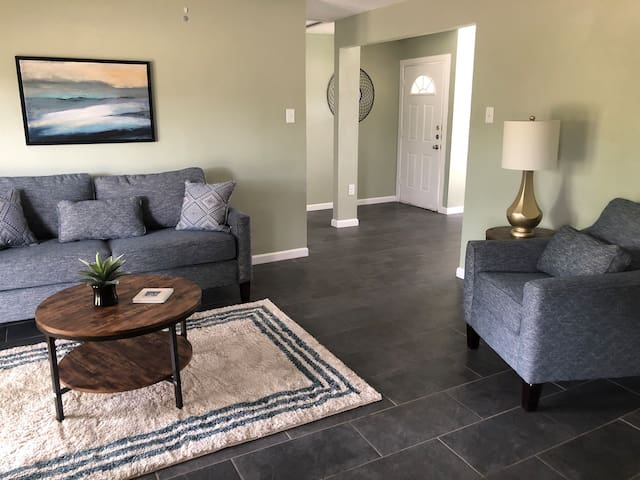 Beautiful Private Home with New Features!