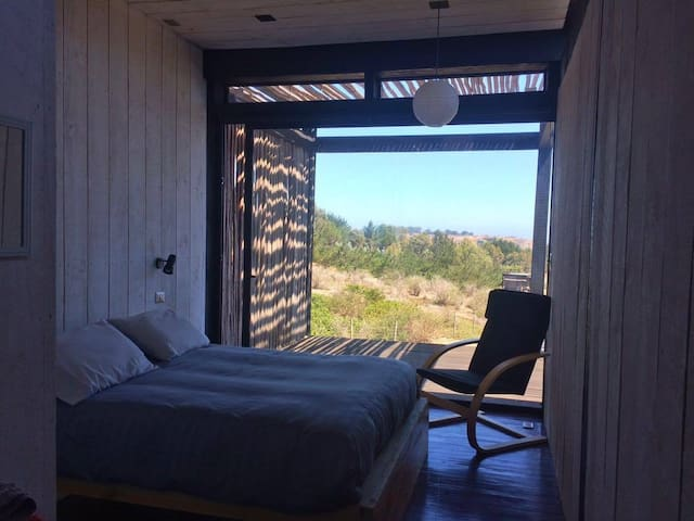Suite Bed and Breakfast N2. Punta de Lobos - Pichilemu - Bed & Breakfast