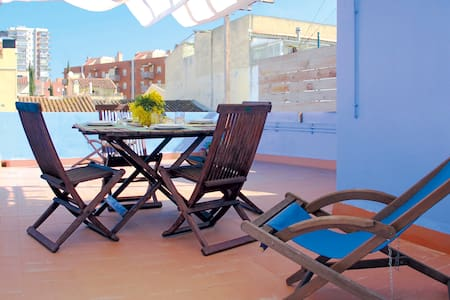 A nice place near the beach and 35' from Barcelona - Mataró - 独立屋