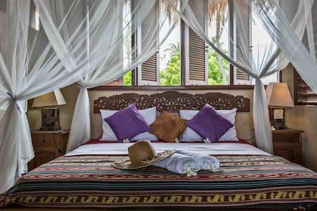 Playground room - Balcony & ocean view - Nusapenida - Casa de camp