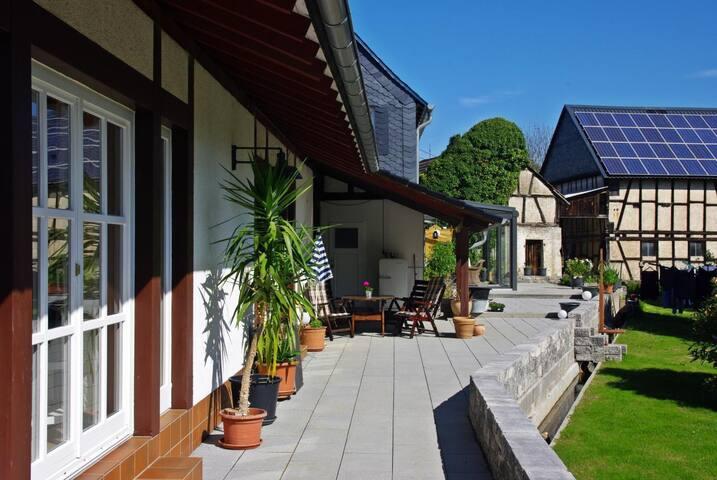Ferienwohnung Göttert in Unzenberg (Wohnung 1)