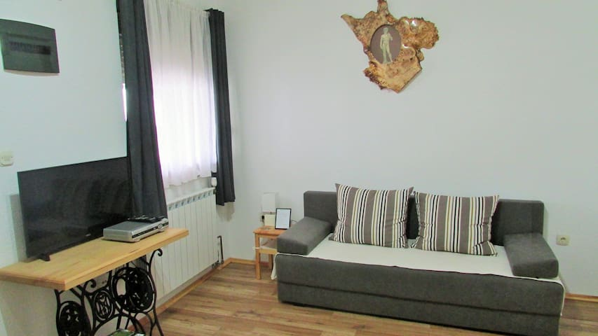 Center of Korenica, Studio 2 PlitviceLacus - Korenica - Apartment