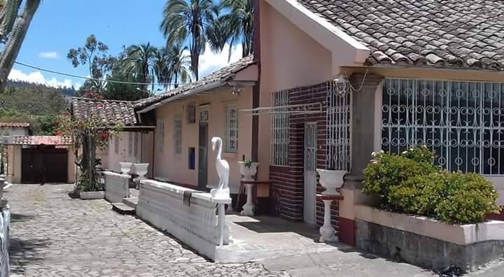 Casa de hacienda