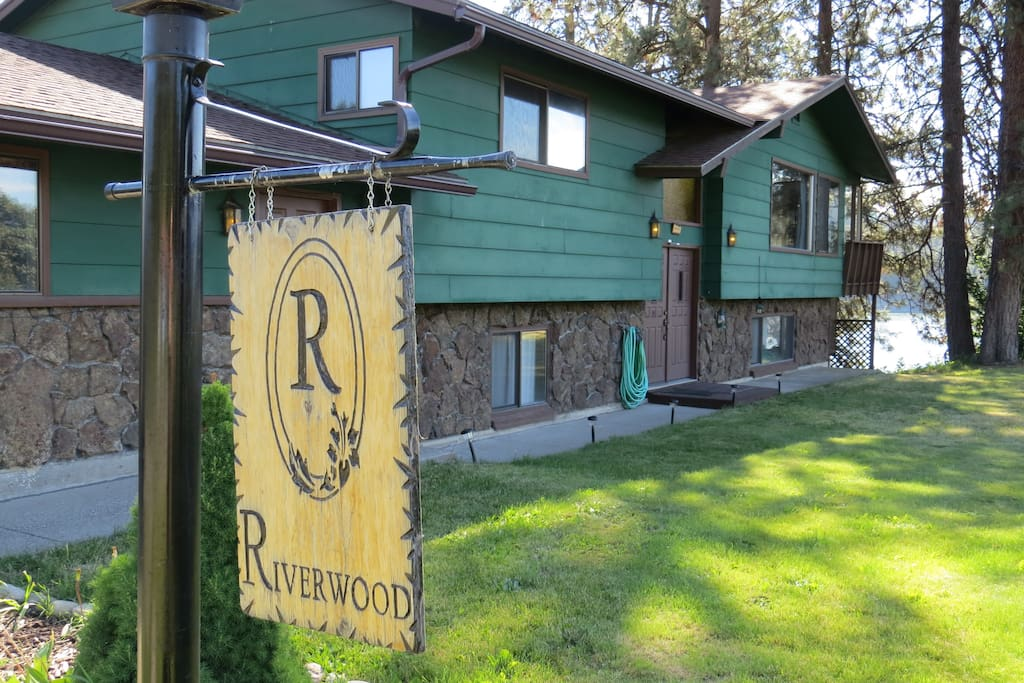 When the whole house is not being rented out, Riverwood is a Bed & Breakfast location, great for a romantic getaway or a relaxing retreat.
