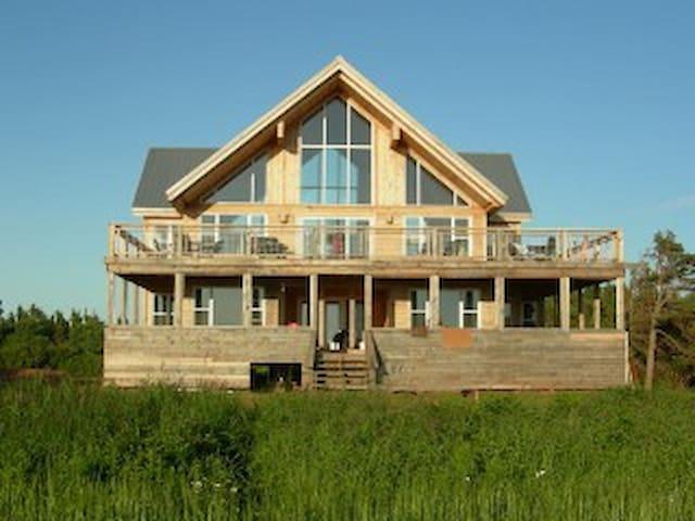 Grande maison avec plage PEI