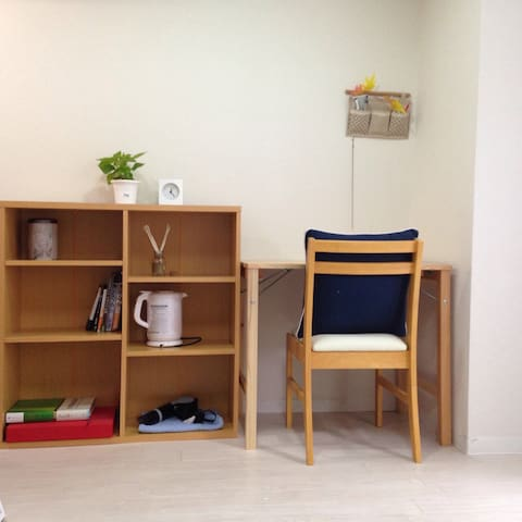 5min walk from Ikebukuro sta, Free wifi Super Host - Toshima-ku