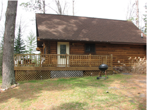Deer Trail Condos - Log Cabin #12