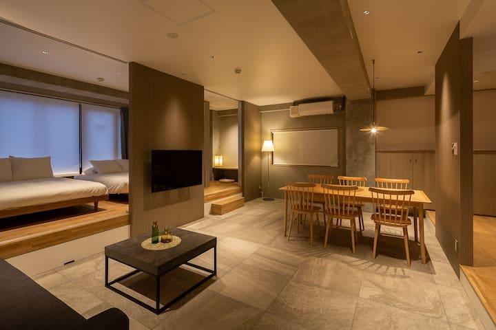 Luxury Condo in Shinjuku - 5 min to station!