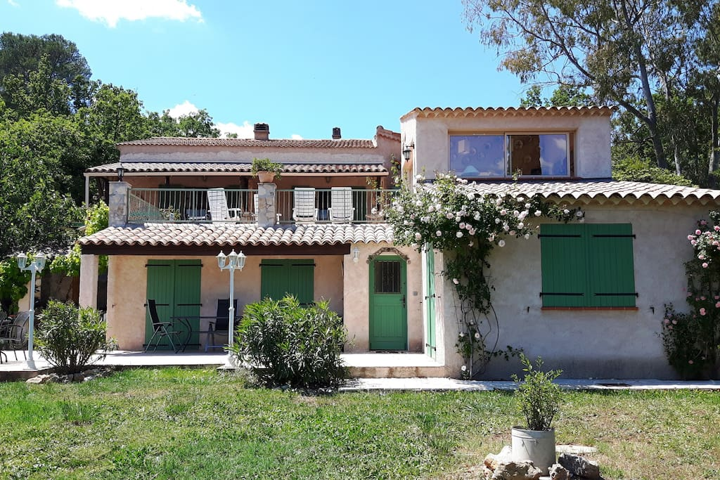 Les Chenes Verts, My Provence Villa