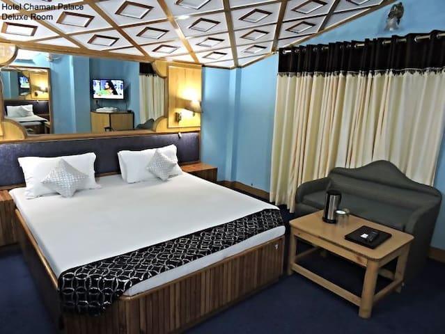 Hotel Chaman Palace Near Kali Bari Temple