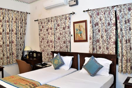 Heritage Haveli  stay - Standard Room
