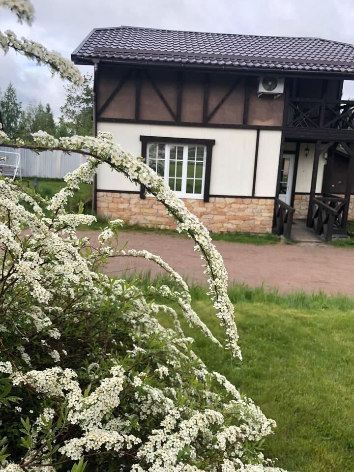 Holiday Home Vokzalnaya 64
