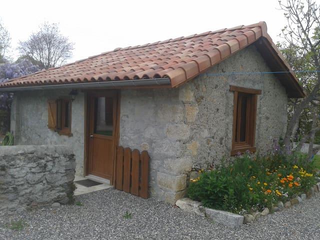 Charmante maisonnette pyrénéenne - Ardiège - House
