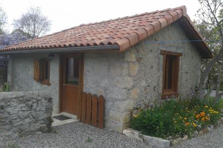Charmante maisonnette pyrénéenne - Ardiège - Haus
