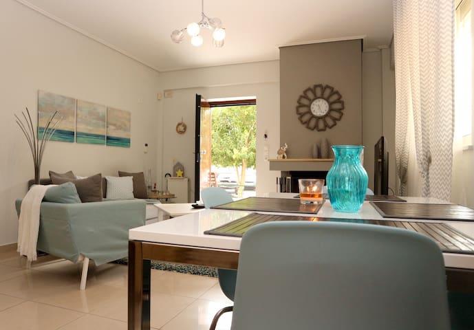 *Modern Riviera Azure Residence*