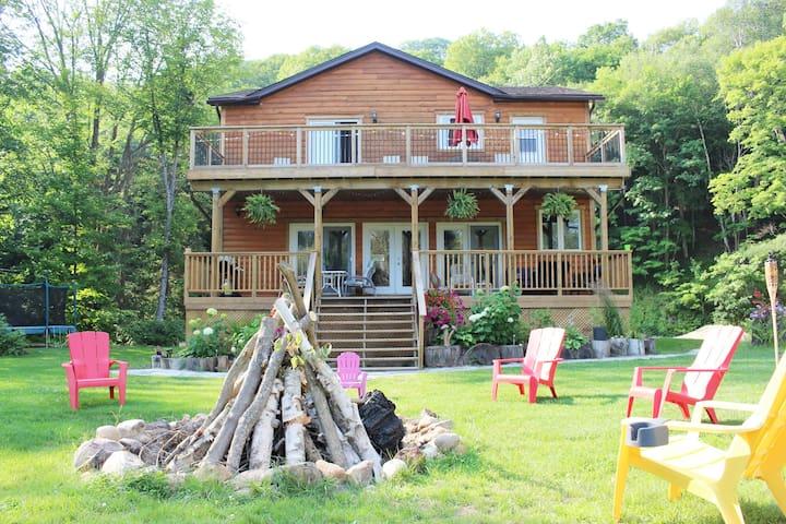 River Treasure Lodge