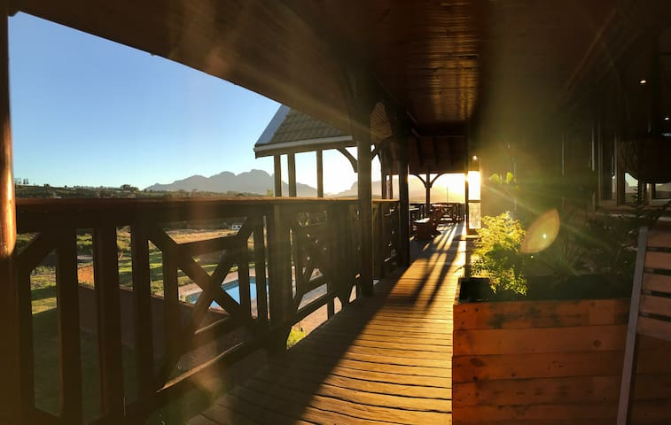 The Pallet Room @ The Log Cabin, Stellenbosch
