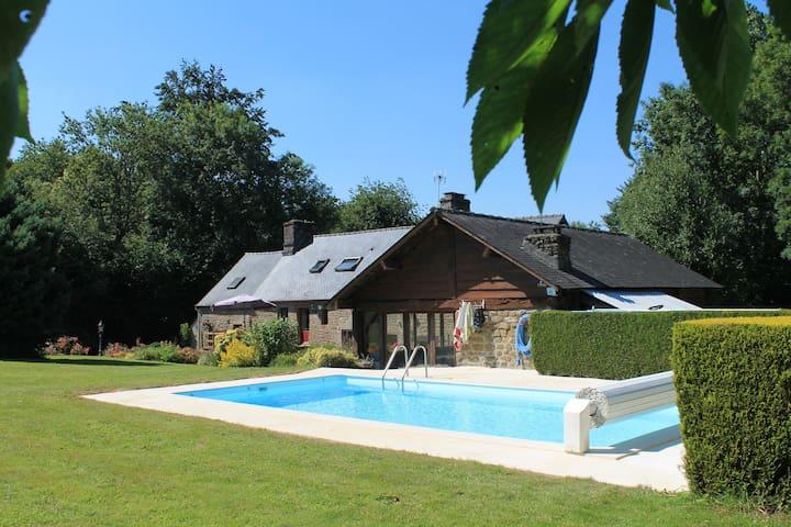 gîte nature ressourçant au calme en Normandie