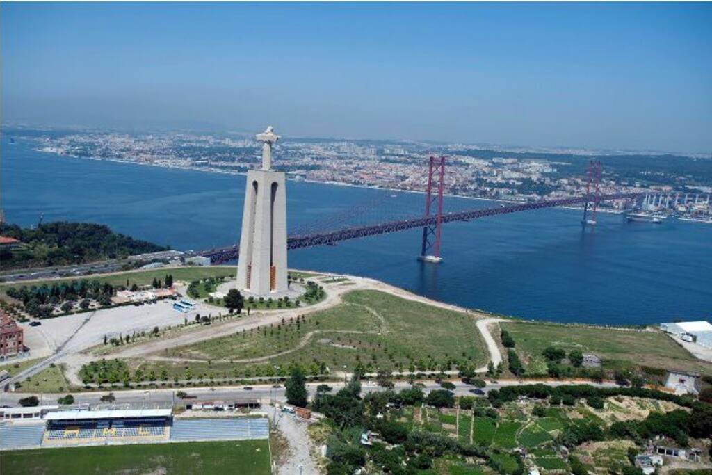 Almada e Lisboa