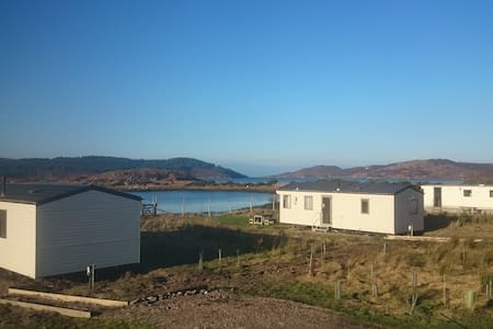 SINGING SANDS HOLIDAYS caravan 1 sleeps 4 - Arivegaig