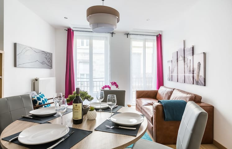 Beautiful renovated apartment