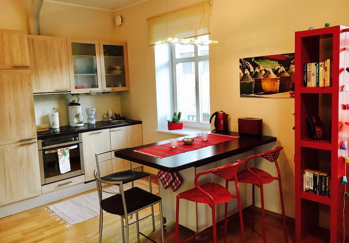 Comfortable Studio Next to Old Town - Tallinn - Apartment