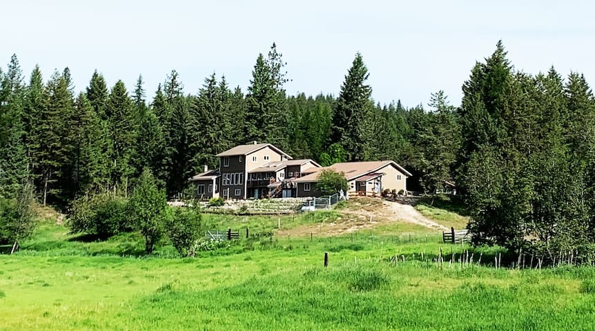"Cougar Creek GH-- ""Come enjoy country living."""