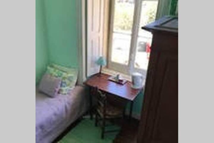 Casa grande / Aquamarine Room