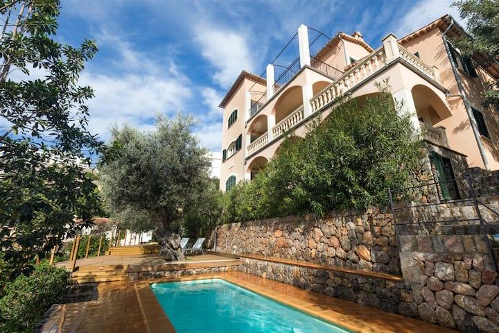 """""""Apasionada"""" Amazing villa in Port de Soller"""
