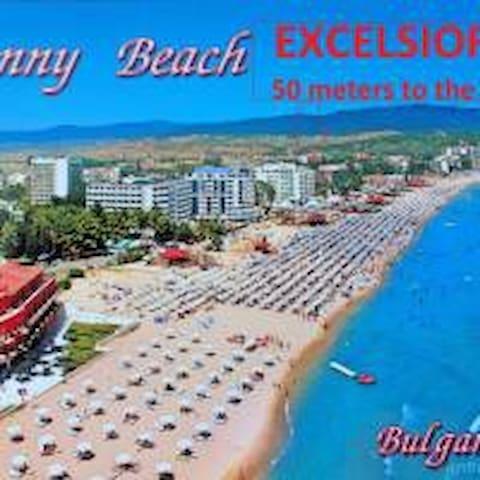 Excelsior, Sunny Beach