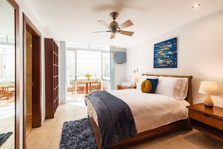 Main Bedroom w/ A/C