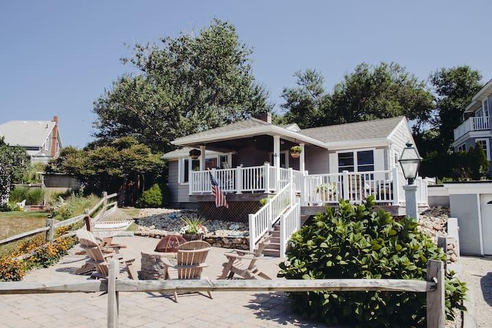 The Beach House @ White Horse Beach - Plymouth - House