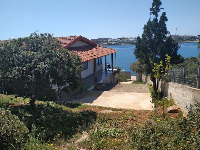 Beautiful Beach House at Sounio