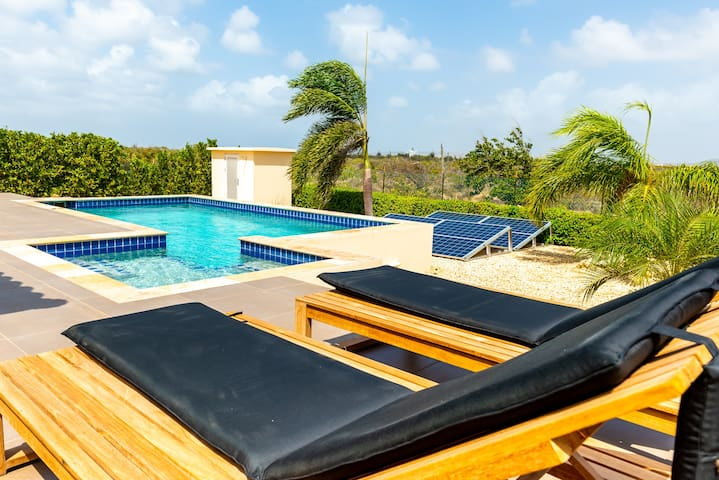 Para Blou , great 3 bedroom villa on La Palma